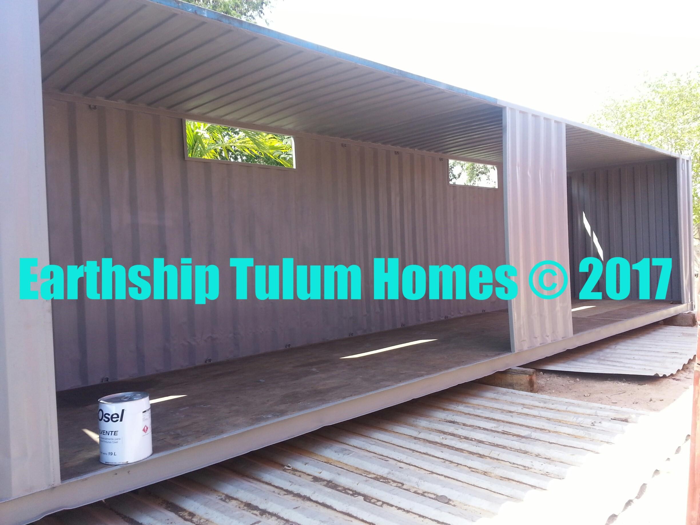 Especializacion en la construccion de casas con contenedores
